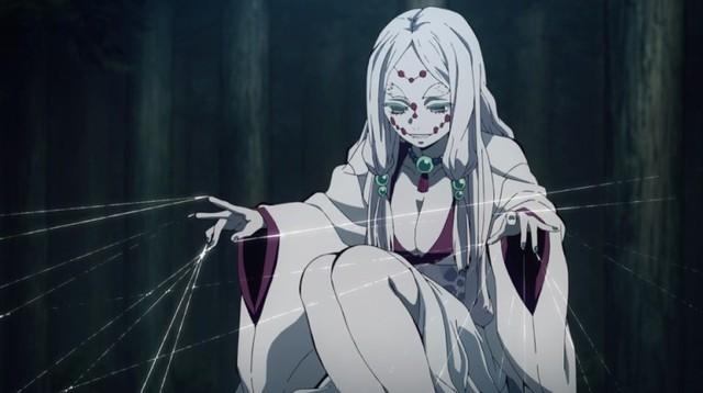 Cực phẩm cosplay Mẹ Quỷ Nhện ngực bự trong Kimetsu no Yaiba, nhìn chỉ thấy... đáng yêu chứ không hề đáng sợ - Ảnh 2.