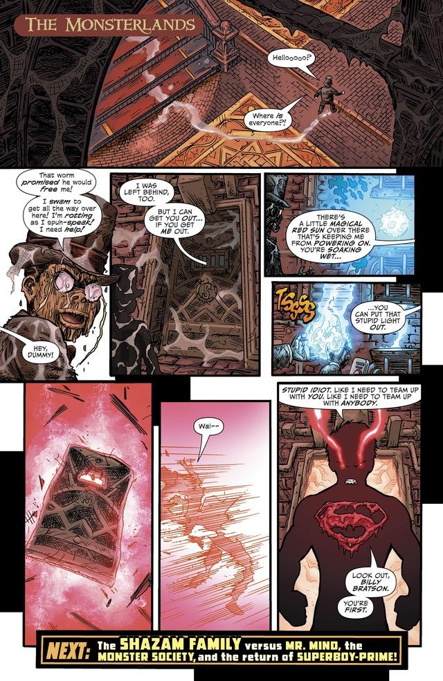 Shazam sẽ trở lại với cái tên Captain Marvel trong thời gian tới - Ảnh 5.
