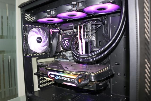 Trên tay MSI MPG Z490 Gaming Carbon WiFi, bo mạch chủ hoàn hảo cho Core i thế hệ 10 - Ảnh 14.