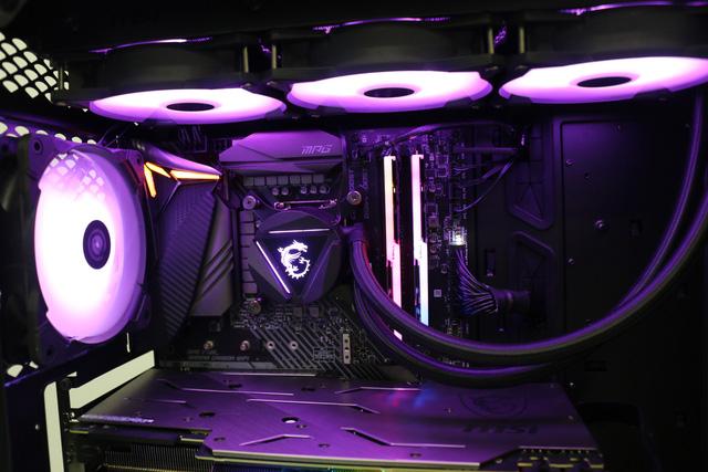 Trên tay MSI MPG Z490 Gaming Carbon WiFi, bo mạch chủ hoàn hảo cho Core i thế hệ 10 - Ảnh 15.