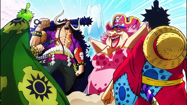 One Piece: Big Mom có thực sự đi thay Kimono, những đứa con của bà ta đang có toan tính gì tại đảo Quỷ? - Ảnh 2.
