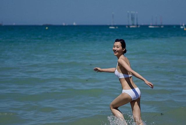 Nhan sắc gợi cảm của Hoa hậu TVB đầu tiên đóng bom tấn Marvel - Ảnh 15.