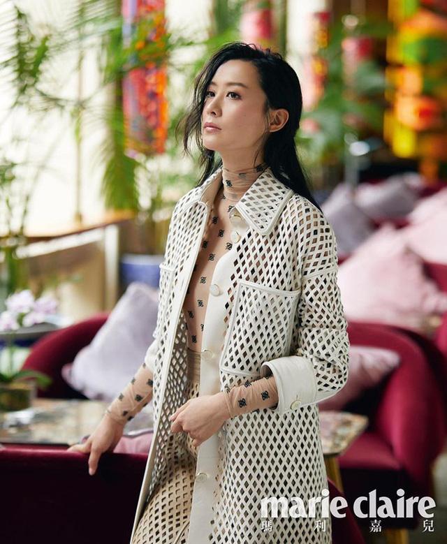 Nhan sắc gợi cảm của Hoa hậu TVB đầu tiên đóng bom tấn Marvel - Ảnh 4.