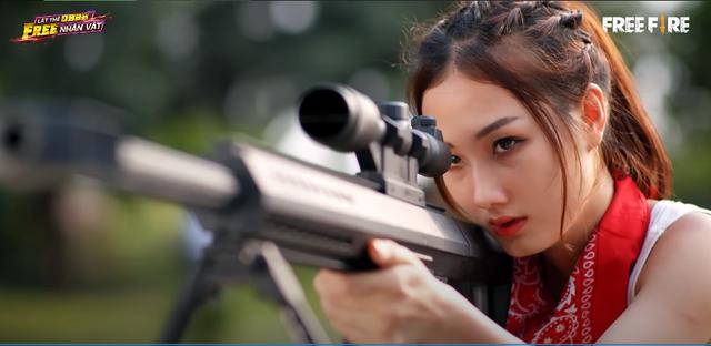 """Phim """"tình cảm"""" của Gao Bạc và Cô Ngân nhưng game thủ lại hết lời khen nhan sắc của… diễn viên phụ - Ảnh 5."""