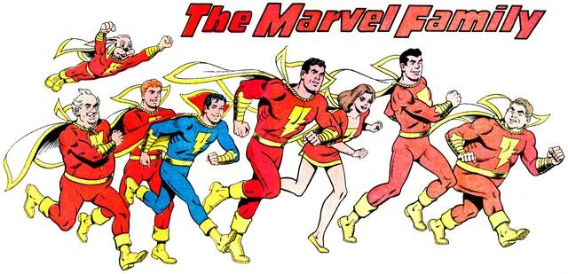 Shazam sẽ trở lại với cái tên Captain Marvel trong thời gian tới - Ảnh 1.