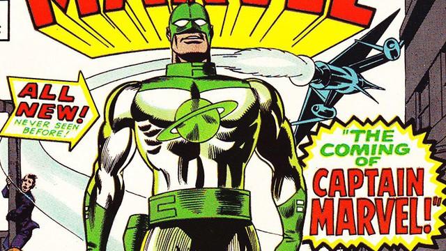 Shazam sẽ trở lại với cái tên Captain Marvel trong thời gian tới - Ảnh 3.