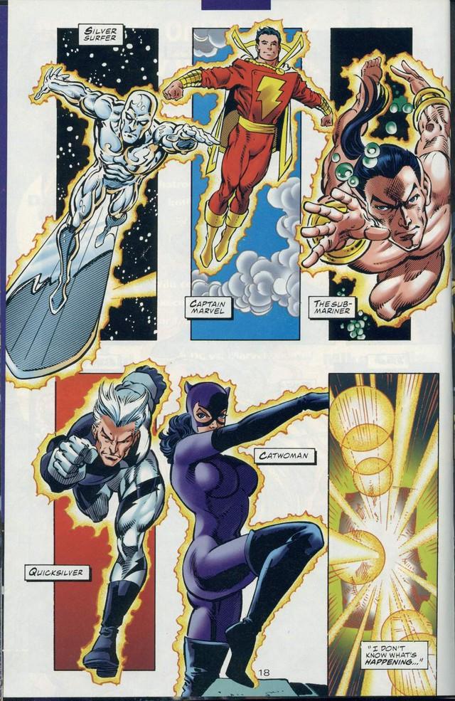 Shazam sẽ trở lại với cái tên Captain Marvel trong thời gian tới - Ảnh 4.