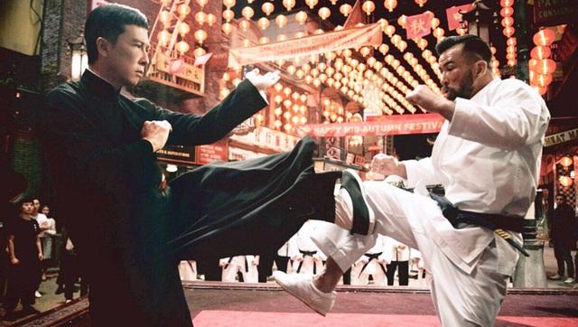 """Chuyện ít biết về cao thủ võ thuật từng suýt đánh chết """"Diệp Vấn"""" Chân Tử Đan trên phim - Ảnh 1."""