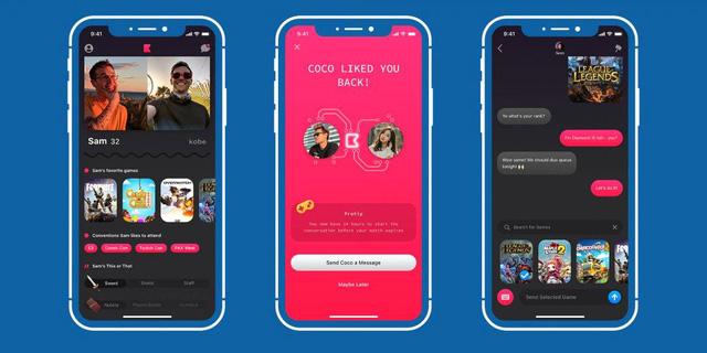 Xuất hiện ứng dụng hẹn hò toàn hot girl dành riêng cho game thủ - Ảnh 2.
