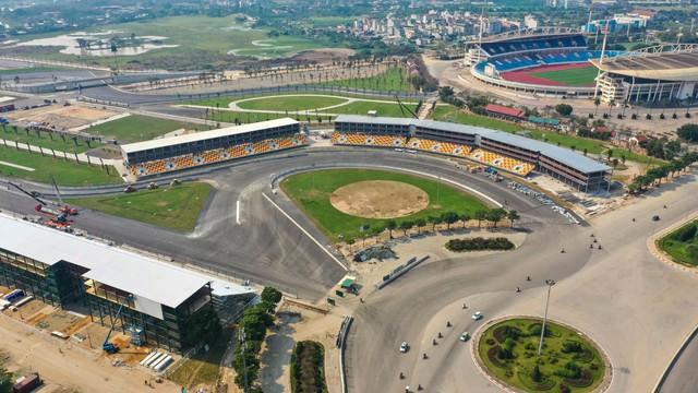 Đường đua F1 tại Việt Nam bất ngờ xuất hiện trong tựa game đua xe đình đám - Ảnh 3.