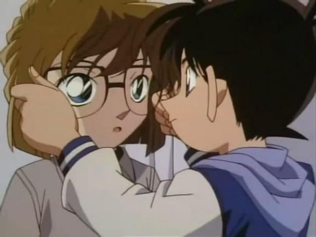 Thám tử lừng danh Conan: Phải chăng vì quá yêu Conan mà Haibara đã có ít nhất 3 lần muốn tự tử? - Ảnh 3.