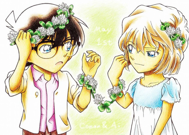 Thám tử lừng danh Conan: Phải chăng vì quá yêu Conan mà Haibara đã có ít nhất 3 lần muốn tự tử? - Ảnh 4.