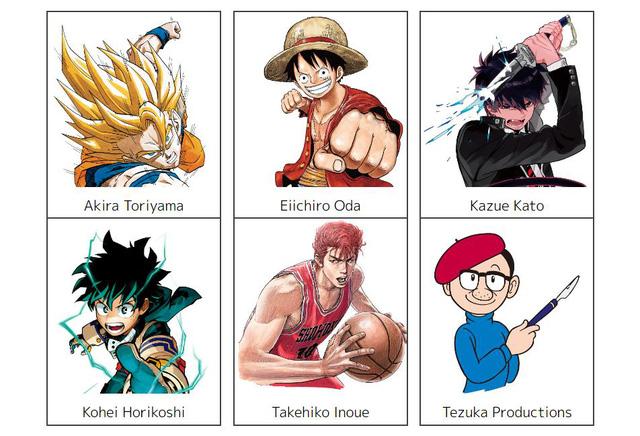 Tác giả One Piece và Dragon Ball cùng 3 mangaka khác ra mặt làm giám khảo cuộc thi Tezuka Manga lần thứ 100 - Ảnh 2.