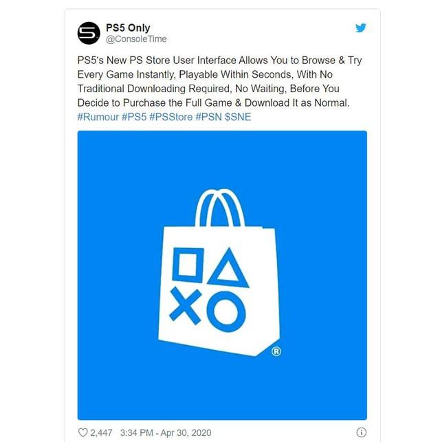 PS5 sẽ cho phép người dùng chơi thử miễn phí ngay trên PlayStation Store mà không cần tải về - Ảnh 2.