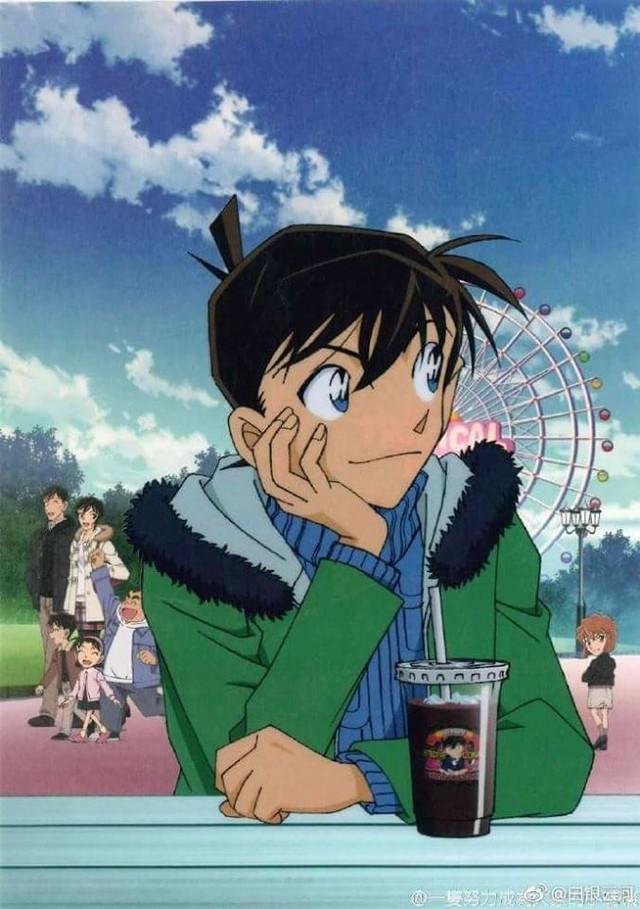 Tình bể bình khi ngắm avatar cặp được lấy cảm hứng từ các đôi nam nữ trong Thám tử lừng danh Conan - Ảnh 9.