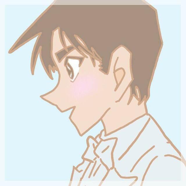 Tình bể bình khi ngắm avatar cặp được lấy cảm hứng từ các đôi nam nữ trong Thám tử lừng danh Conan - Ảnh 16.