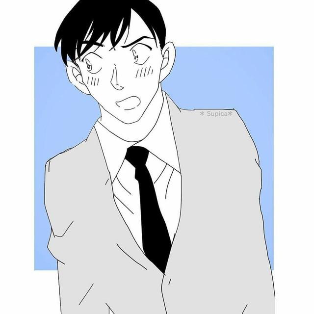 Tình bể bình khi ngắm avatar cặp được lấy cảm hứng từ các đôi nam nữ trong Thám tử lừng danh Conan - Ảnh 19.