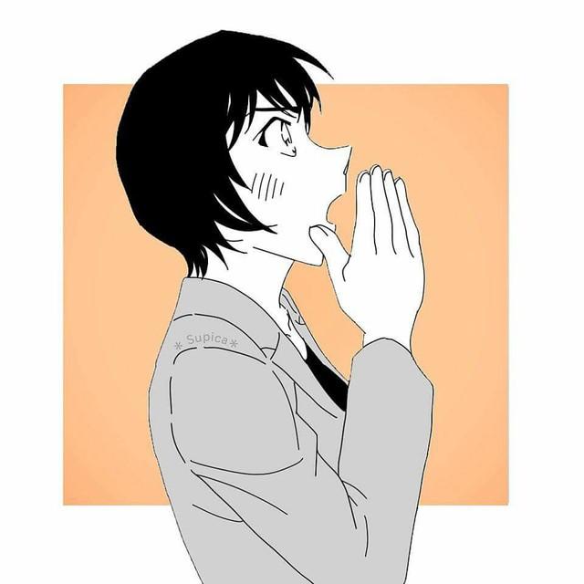 Tình bể bình khi ngắm avatar cặp được lấy cảm hứng từ các đôi nam nữ trong Thám tử lừng danh Conan - Ảnh 20.