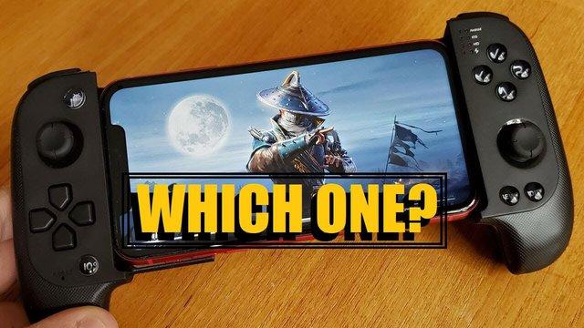 """Top 5 tay cầm bá nhất giúp game thủ """"chấp hết"""" từ PUBG Mobile cho tới Call of Duty: Mobile - Ảnh 1."""