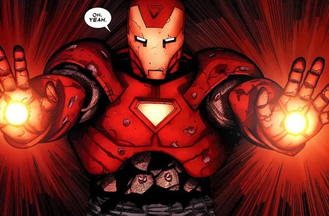 Không chỉ Tony Stark, đây là 7 nhân vật từng trở thành Iron Man - Ảnh 3.