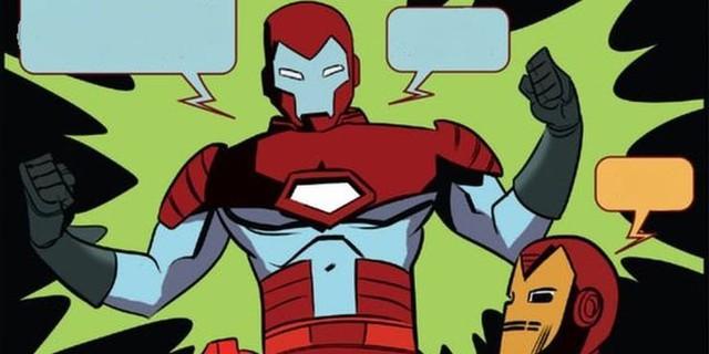 Không chỉ Tony Stark, đây là 7 nhân vật từng trở thành Iron Man - Ảnh 4.