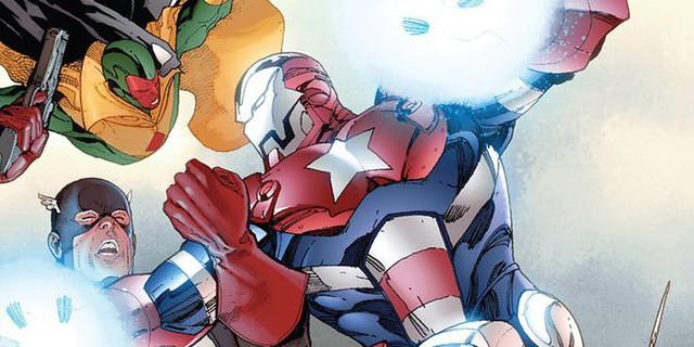 Không chỉ Tony Stark, đây là 7 nhân vật từng trở thành Iron Man - Ảnh 7.
