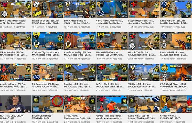 Những kênh Youtube CS:GO nổi tiếng và bổ ích nhất mà khán giả Việt Nam không nên bỏ lỡ - Ảnh 3.