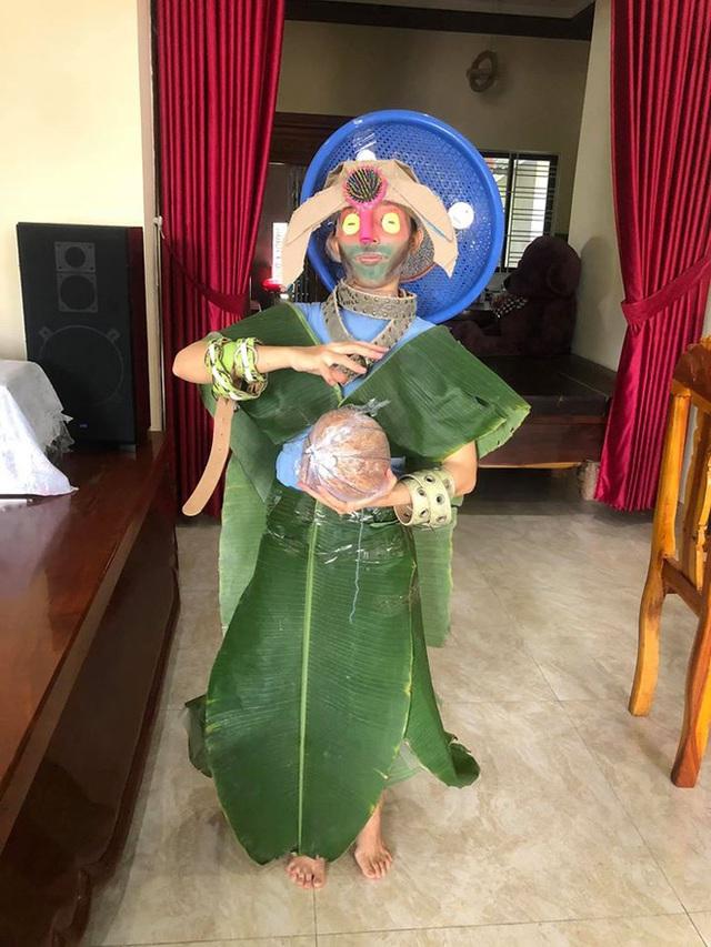 Cosplay phong cách cây nhà lá vườn, nữ game thủ Việt bất ngờ được cộng đồng quốc tế hết lời khen ngợi - Ảnh 9.