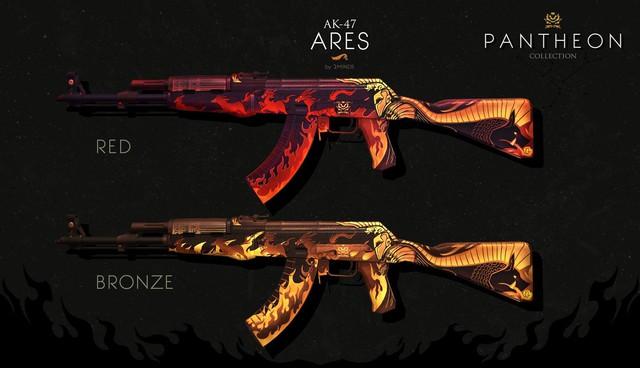 Điểm mặt những skin súng trong CS:GO đang được người chơi mong đợi ngày ra mắt chính thức - Ảnh 3.