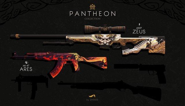 Điểm mặt những skin súng trong CS:GO đang được người chơi mong đợi ngày ra mắt chính thức - Ảnh 4.
