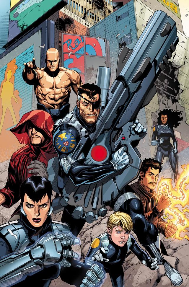 Tin đồn: Marvel Studios đang âm thầm phát triển biệt đội siêu anh hùng mới, bao gồm những cái tên sẽ khiến bạn bất ngờ - Ảnh 2.