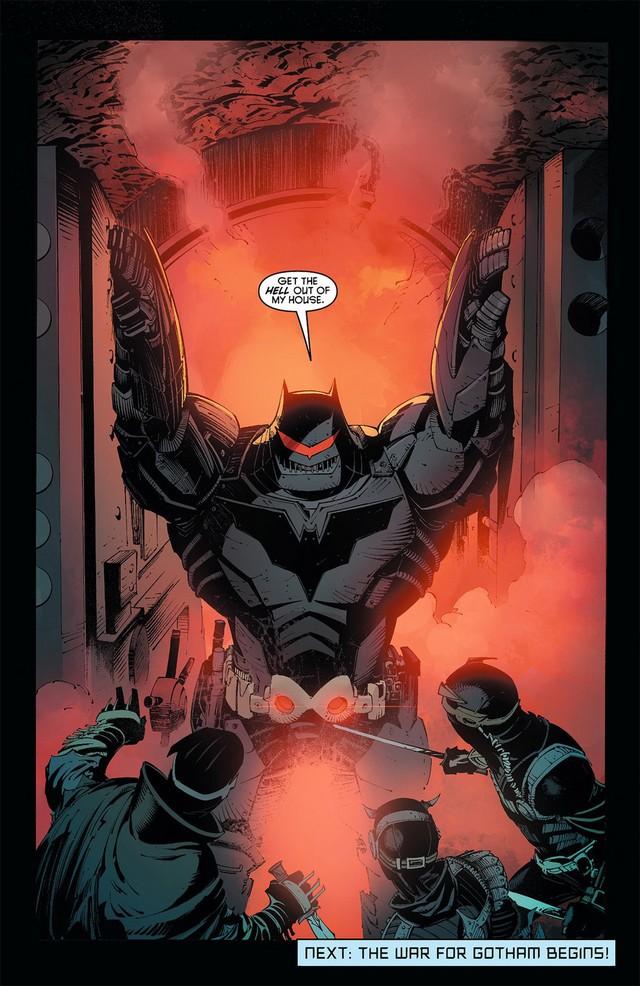 Top 6 bộ giáp siêu khủng mà Batman từng sở hữu, khủng khiếp không kém Iron Man - Ảnh 1.