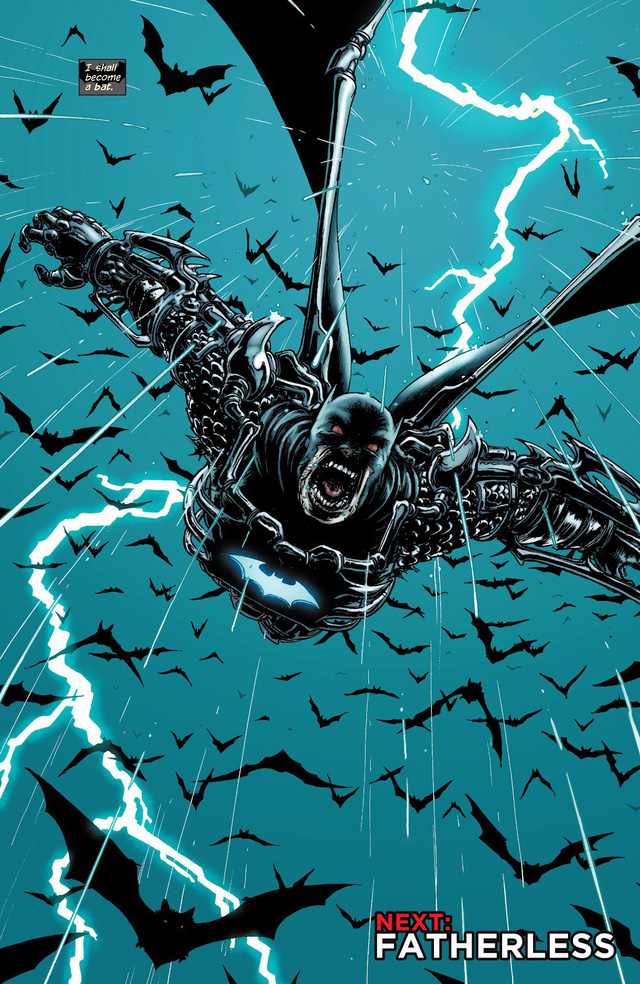 Top 6 bộ giáp siêu khủng mà Batman từng sở hữu, khủng khiếp không kém Iron Man - Ảnh 3.