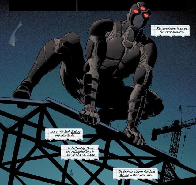 Top 6 bộ giáp siêu khủng mà Batman từng sở hữu, khủng khiếp không kém Iron Man - Ảnh 4.
