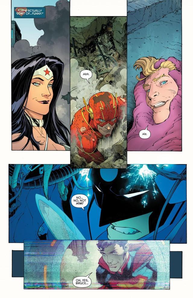 Top 6 bộ giáp siêu khủng mà Batman từng sở hữu, khủng khiếp không kém Iron Man - Ảnh 7.