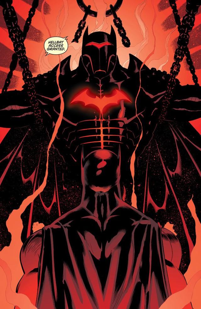 Top 6 bộ giáp siêu khủng mà Batman từng sở hữu, khủng khiếp không kém Iron Man - Ảnh 8.