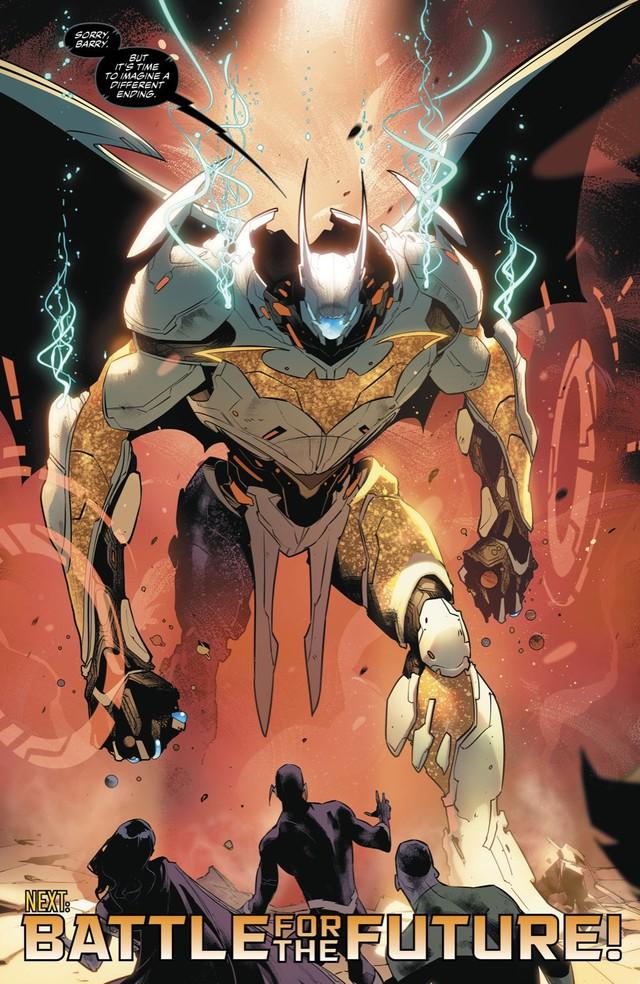 Top 6 bộ giáp siêu khủng mà Batman từng sở hữu, khủng khiếp không kém Iron Man - Ảnh 12.