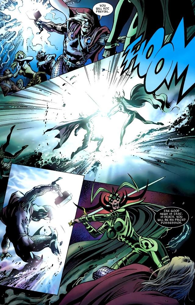 Có thể bạn chưa biết, nữ thần chết Hela chẳng là gì so với dị nhân phế vật trong X-Men First Class - Ảnh 1.