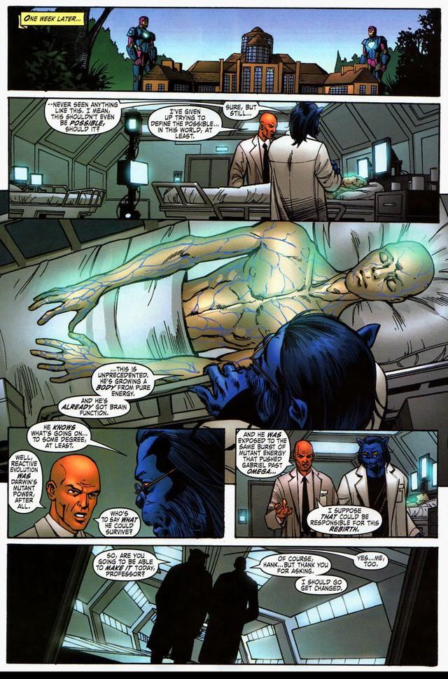 Có thể bạn chưa biết, nữ thần chết Hela chẳng là gì so với dị nhân phế vật trong X-Men First Class - Ảnh 2.