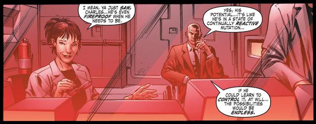 Có thể bạn chưa biết, nữ thần chết Hela chẳng là gì so với dị nhân phế vật trong X-Men First Class - Ảnh 3.