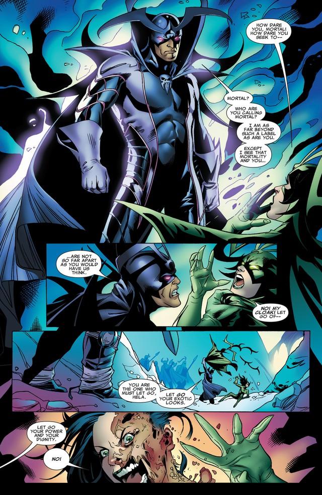 Có thể bạn chưa biết, nữ thần chết Hela chẳng là gì so với dị nhân phế vật trong X-Men First Class - Ảnh 4.