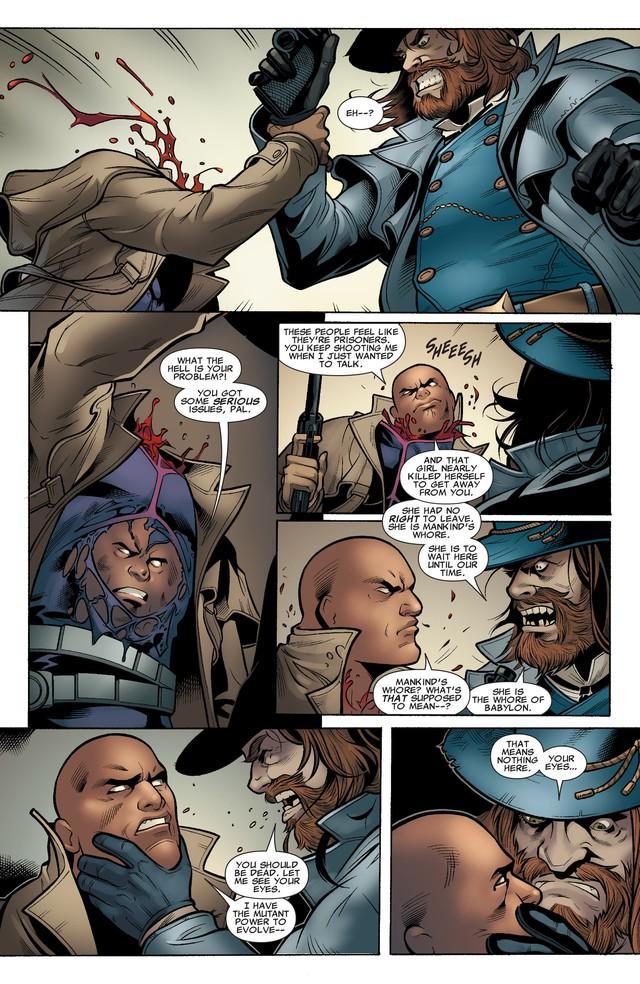 Có thể bạn chưa biết, nữ thần chết Hela chẳng là gì so với dị nhân phế vật trong X-Men First Class - Ảnh 5.
