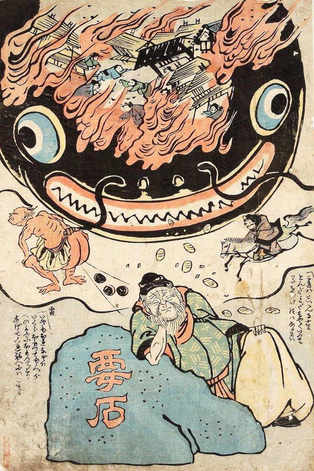 Câu Long: Loài thủy quái khổng lồ ở Chùa Cầu Hội An và truyền thuyết nổi tiếng khắp Nhật Bản - Ảnh 3.