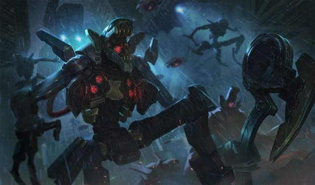 """LMHT: Những tướng hỗ trợ đóng vai """"nhà kiến tạo"""" với khả năng mở giao tranh tổng cực mạnh - Ảnh 5."""