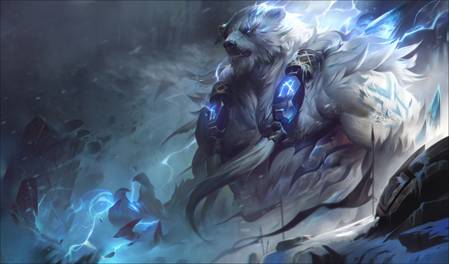 Đại diện Riot Games tiết lộ những tướng tỉ lệ cao nhất được làm lại - Toàn quái vật và tù trưởng - Ảnh 1.