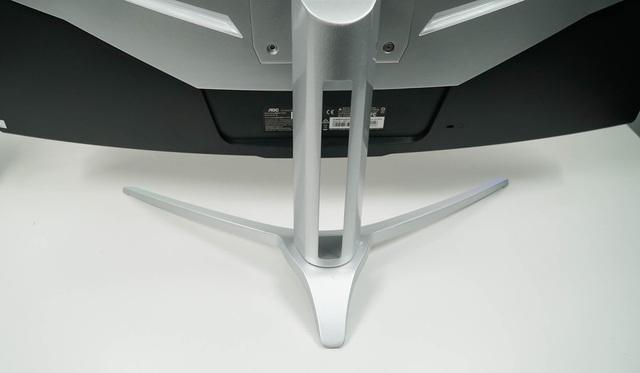 AOC AGON AG322FCX1 - Màn hình 32 inch to đùng siêu mượt mà cho game thủ - Ảnh 3.