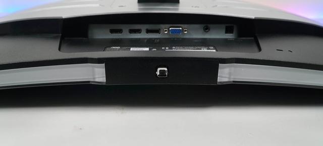 AOC AGON AG322FCX1 - Màn hình 32 inch to đùng siêu mượt mà cho game thủ - Ảnh 5.