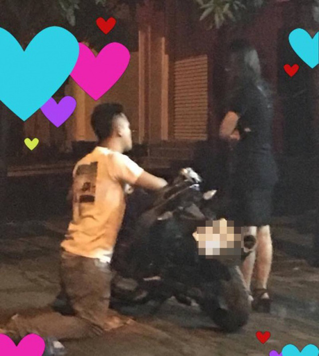 Trót nghịch dại thả tim ảnh người yêu cũ, chàng trai quỳ gối xin lỗi bạn gái cả tiếng khiến cộng đồng mạng xôn xao - Ảnh 2.