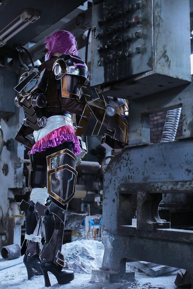 Mướt mát đầu tuần với bộ ảnh cosplay Vi bức tử vòng 1, càng ngỡ ngàng khi biết quá trình hoàn thiện phía sau - Ảnh 19.