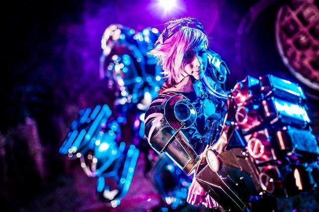 Mướt mát đầu tuần với bộ ảnh cosplay Vi bức tử vòng 1, càng ngỡ ngàng khi biết quá trình hoàn thiện phía sau - Ảnh 22.